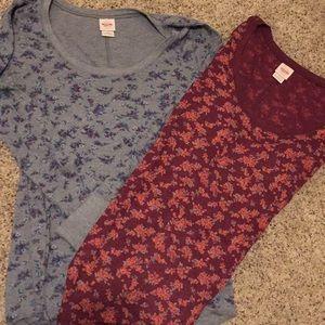 Thermal shirts bundle